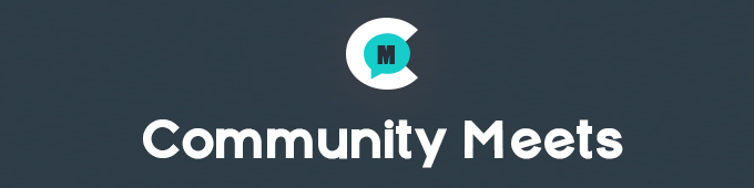 Community Meets Logo